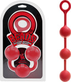 "Beads 14"" (Red) Anal Sex Toy Adult Pleasure"