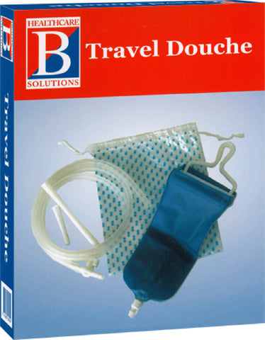 Douche Travel 2Ltr  Cleans out your system Health