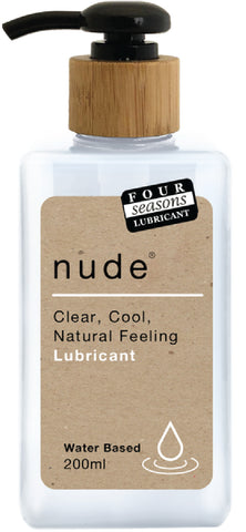 Nude Lubricant 200ml Sex Toy Adult Pleasure Lube