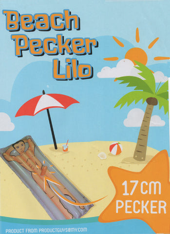 Beach Pecker Lilo For Pool Adult Blow up Sex Toy Adult Pleasure