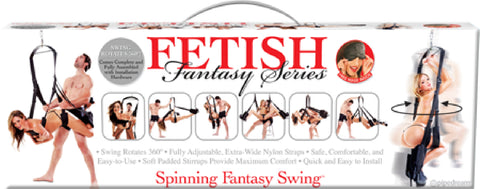 Spinning Fantasy Swing (Black)
