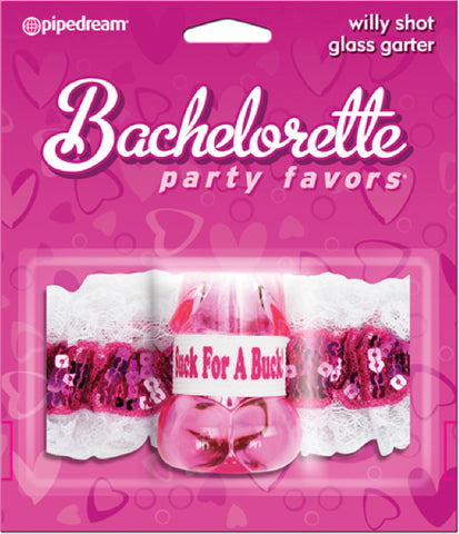 Willy Shot Glass Garter Bachelorette Sex Toy Adult Orgasm Pleasure