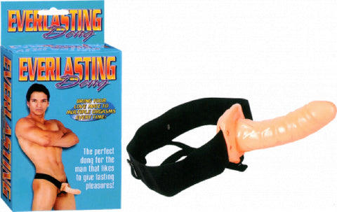 Everlasting Dong Strap-On (Flesh) Sex Toy Adult Pleasure
