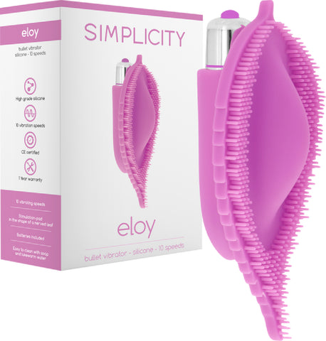 ELOY Bullet Vibrator (Pink) Sex Toy Adult Pleasure
