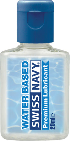 Water Based Mini-Lube (20mL) Lube Sex Toy Adult Orgasm