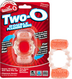 Two-O (Pink) Sex Toy Adult Orgasm Vibrator