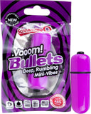 Vooom Bullets (Lavender) Vibrator Dildo Sex Toy Adult Orgasm