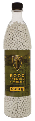 Elite Force Premium BB's (5000ct / .20g)