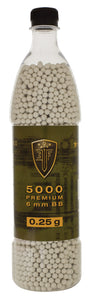 Elite Force Premium BB's (5000ct / .25g)