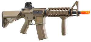 TF M4 CQB KIT w/9.6V/smart charger&GRIP - TAN