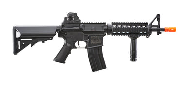 TF M4 CQB KIT w/9.6V/smart charger&GRIP- BLK