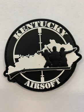 Kentucky Airsoft PVC Moral Patch