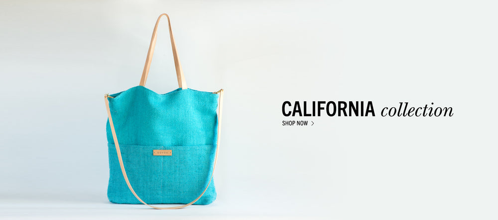 Summer Bags : California Collection