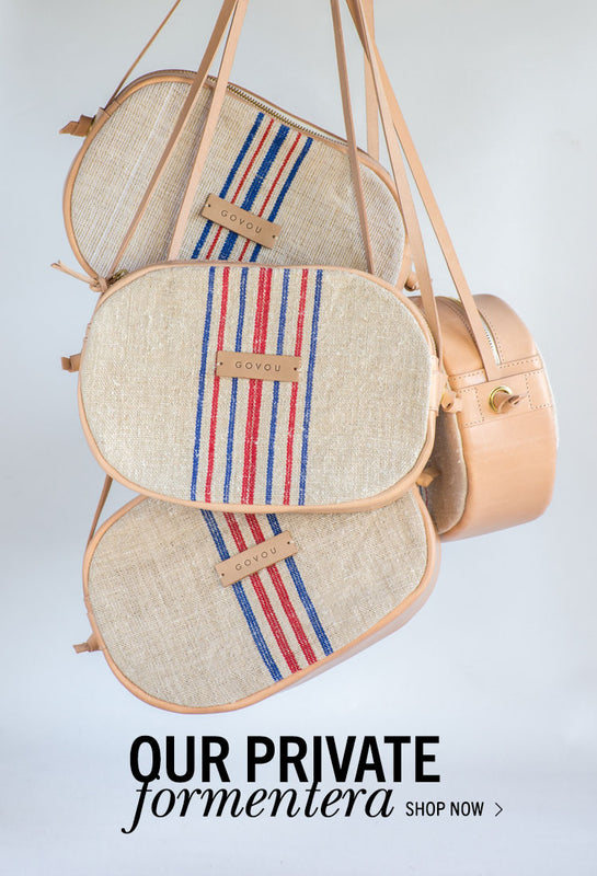Summer Bags : Formentera Collection