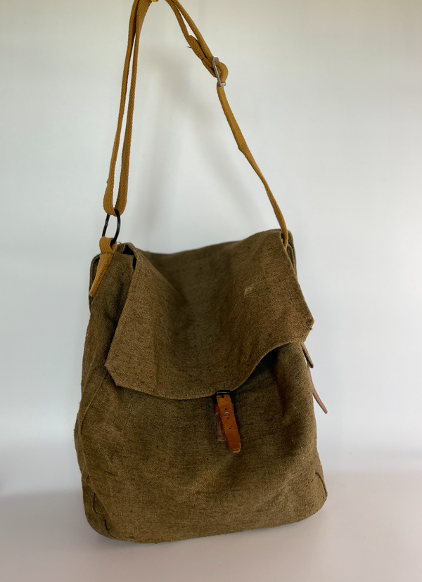 ARMY  GREEN SHOULDER BAG