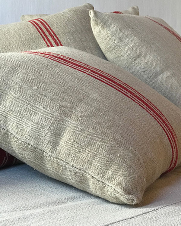 Hemp & Linen Pillows