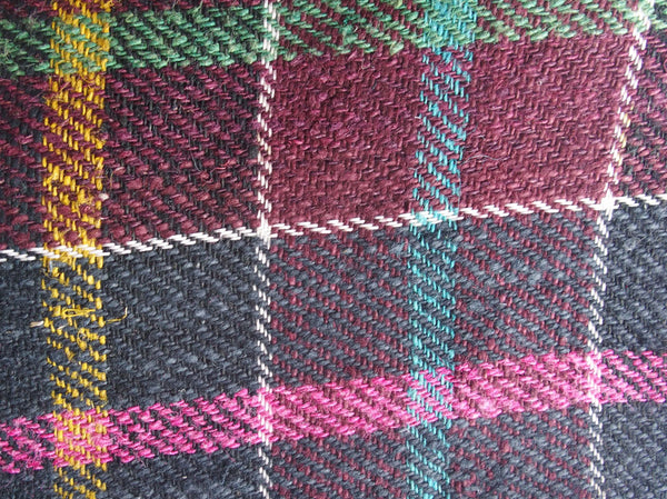 Pink Vintage Wool Throw