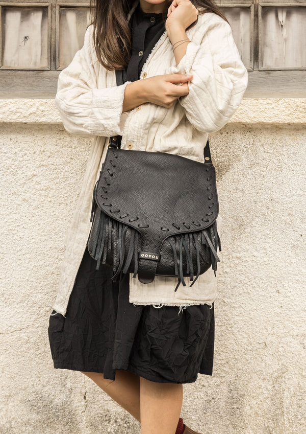 Leather Gyps Venice Bag