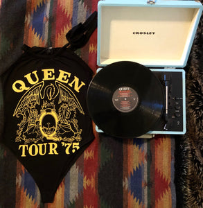 Queen 1975 Tour Bodysuit