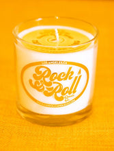 Rock & Roll Candles