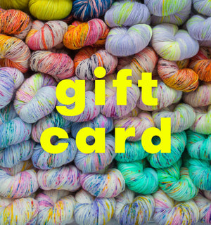 Gift Card to the online shop