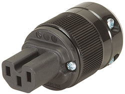 MARINCO 320 IEC C15 120V 3-WIRE 15A CONNECTOR AC PLUG