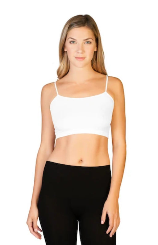 Skinnywear sports bra- White