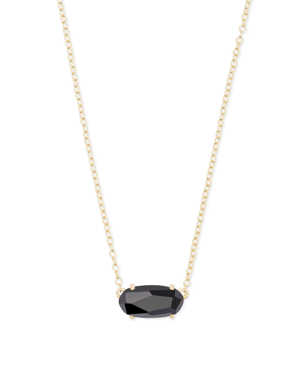 Ever Necklace Gold Black