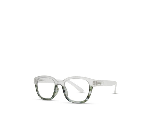 Demi Clear/Black Blue Ray Readers