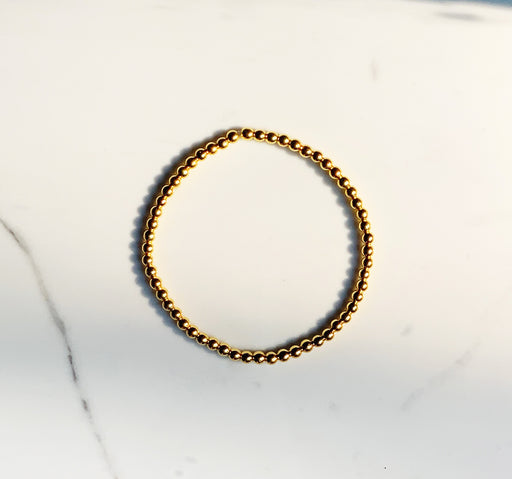 Gold Plated Bracelet Small
