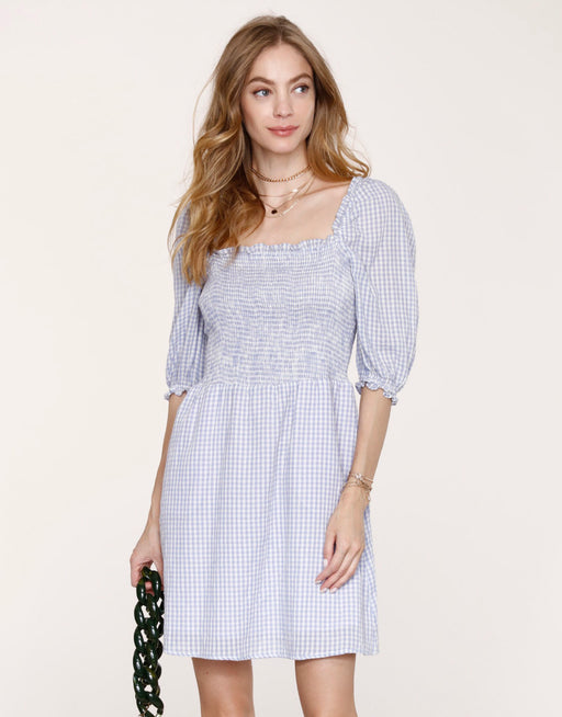 Emerie Dress Periwinkle