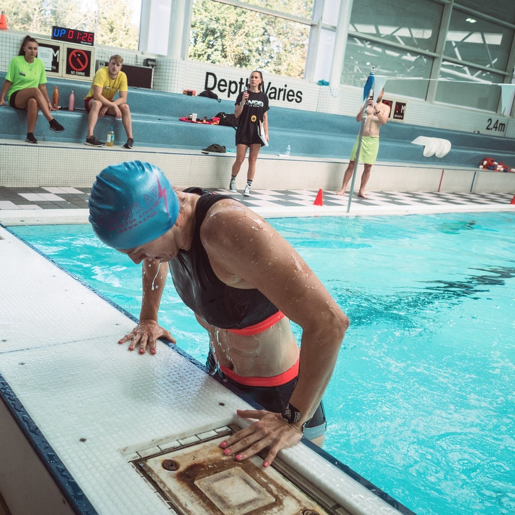 What's the best way to get back into swimming?