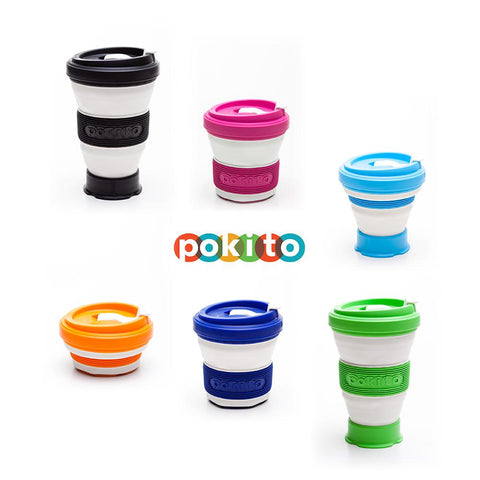 collapsible reusable coffee cups to help save the environment