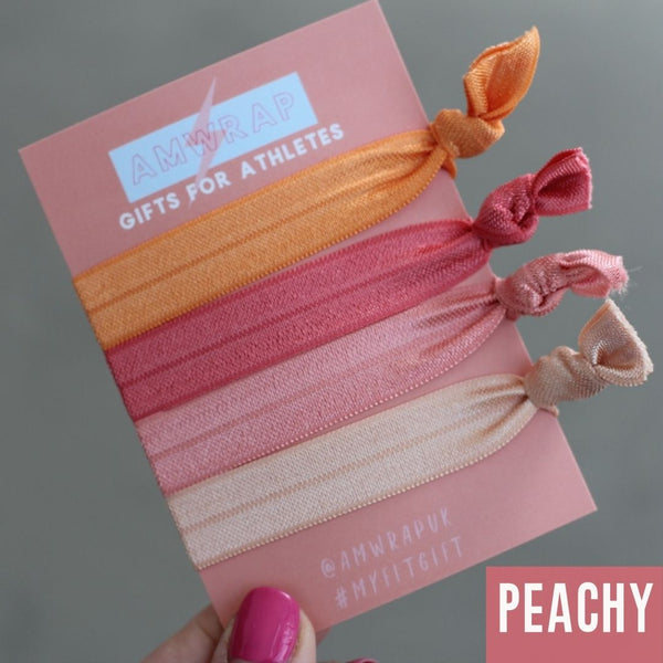Special Offer - 4 Packs of Hair Ties for £10