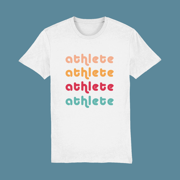 'Athlete' Unisex T-Shirt