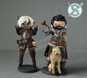 [COMMISSIONS OPEN] Custom Request Figurine/Sartyfig Listing