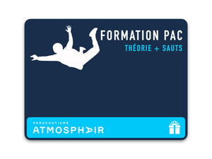 Formation PAC