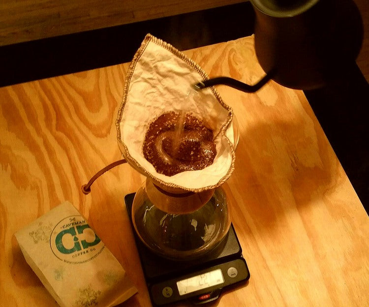 BREW YOUR FACE OFF-CHEMEX EDITION