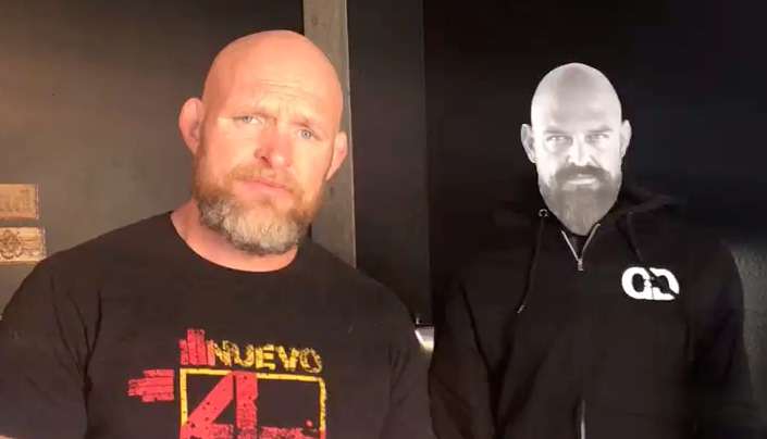 What's in the Cup with Keith Jardine