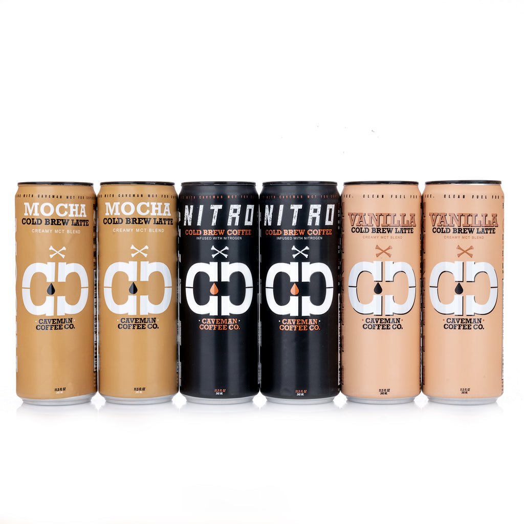 Coffee Cold Brew Sampler