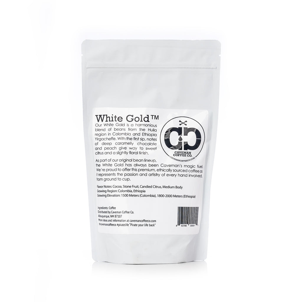 White Gold - Colombian/Ethiopian Roast