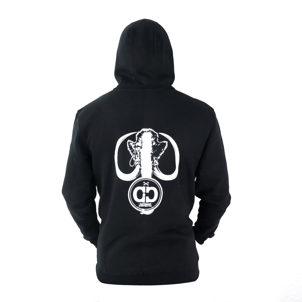Mammoth Zip Up Hoodie