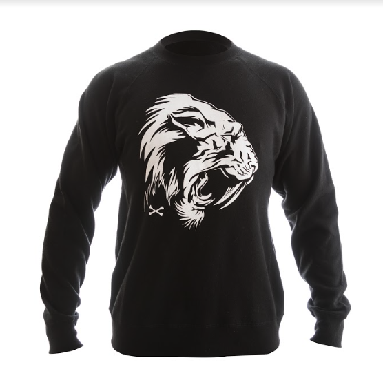 Sabertooth Scoop Neck Pullover