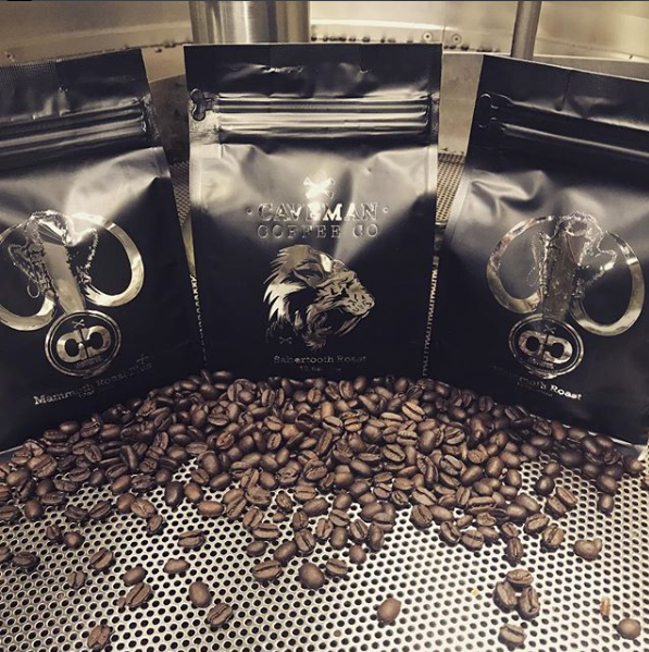 Sabertooth - Dark Roast Coffee Beans