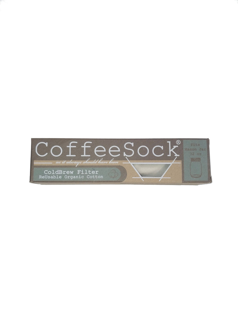 CoffeeSock Reusable Cold Brew Filter