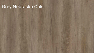 Oderno Wardrobes I Sliding Wardrobes I Fitted Wardrobes I Wardrobe Interiors I Framing Kit I Grey Nebraska Oak