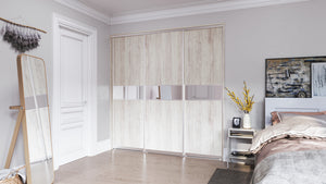Oderno Wardrobes, Fitted Wardrobes, Sliding Wardrobes, Cascina Wardrobes