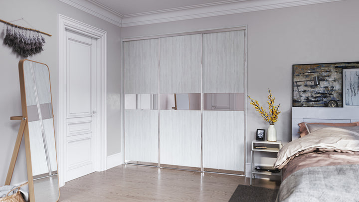 Oderno Wardrobes, Fitted Wardrobes, Sliding Wardrobes, Whitewood Wardrobes