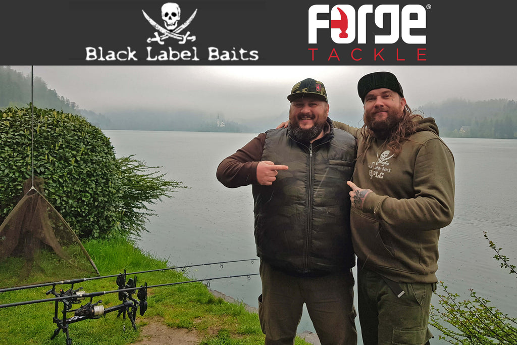 FORGE TACKLE @ BLACK LABEL BAITS