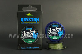 Jackal Semi-Stiff Coated Braid
